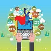 Super web developer and programmer