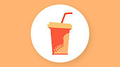 istock Beverage Cup Icon 1146424931