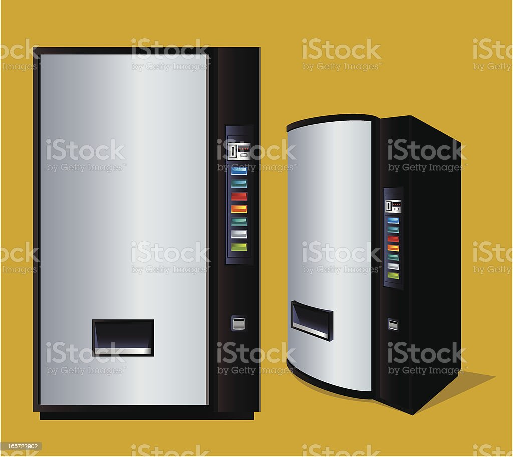 Beverage Vending Machine royalty-free beverage vending machine stock vector art & more images of coin operated