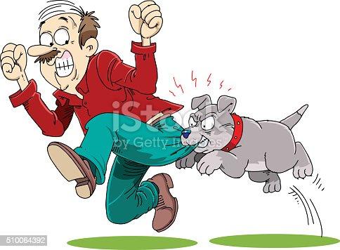 istock Beware of dog 510064392