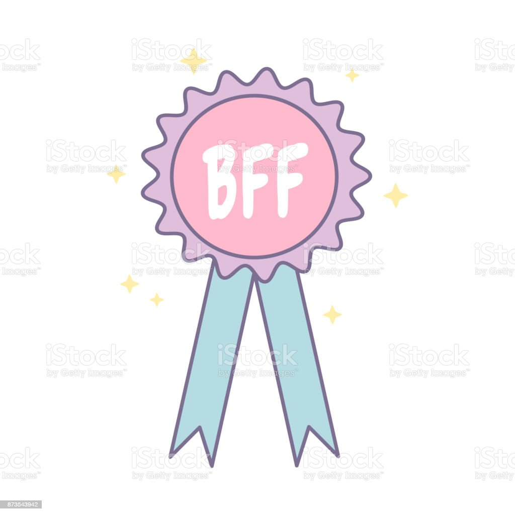 royalty free bff clip art vector images illustrations istock rh istockphoto com bff clip in black and white bff clipart free