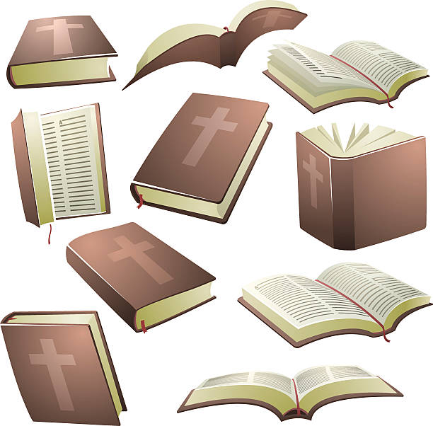 bible clip arts - book clipart stock illustrations