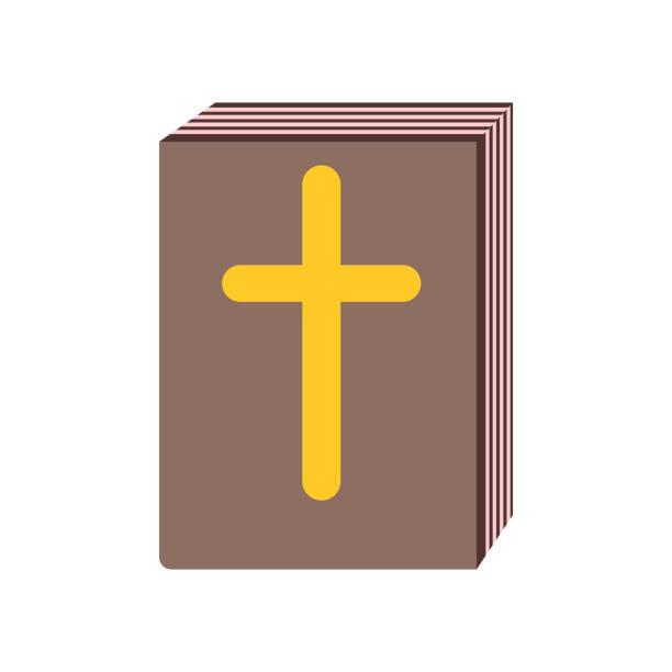 Royalty Free Religious Catholic Symbols Silhouettes Clip Art Vector