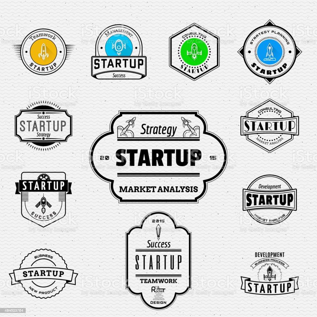 Bicicletta Logo Distintivi Ed Etichette Per Qualsiasi Uso Immagini
