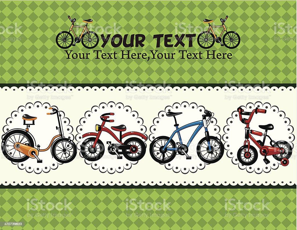 Fahrrad Karte.Fahrradkarte Stock Vektor Art Und Mehr Bilder Von Aktivitäten Und
