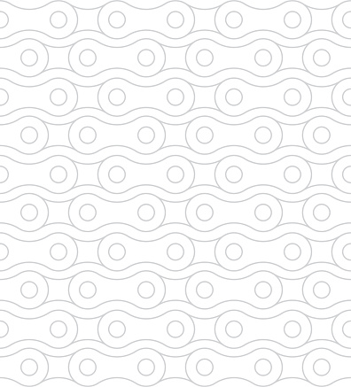Bicycle chain seamless pattern.