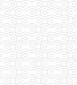 istock Bicycle chain seamless pattern. 1244474578
