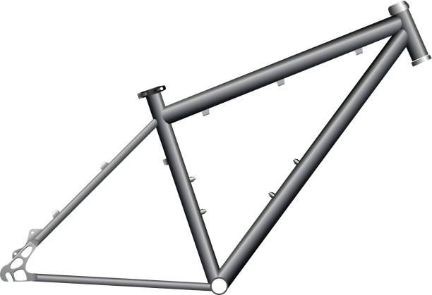 ilustraciones, imágenes clip art, dibujos animados e iconos de stock de bastidor de la bicicleta - bastidor de la bicicleta