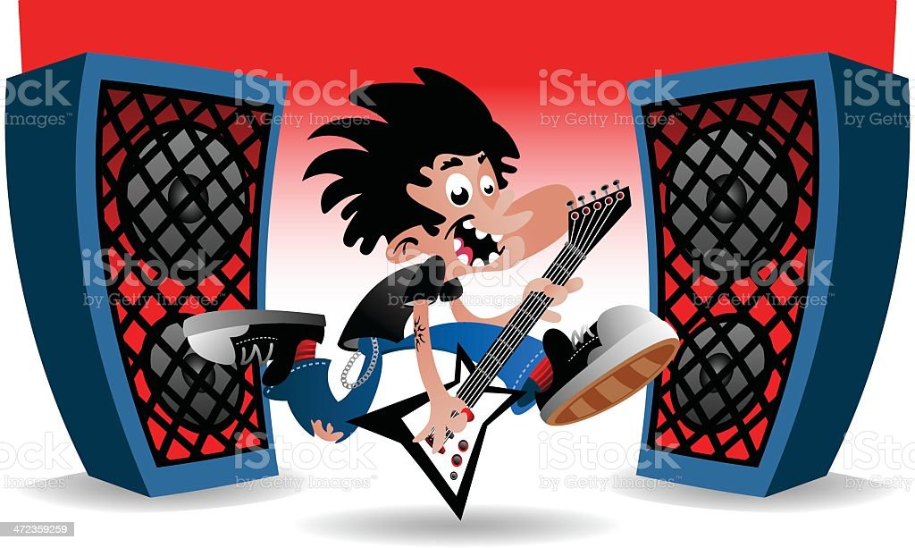 Big Amplifier royalty-free big amplifier stock vector art & more images of amplifier