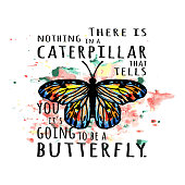 istock big beautiful butterfly with multi-colored watercolor spots 1312167281