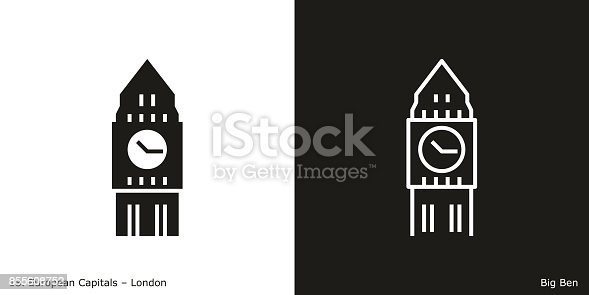 istock Big Ben, London 855608752
