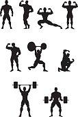 Big body builders