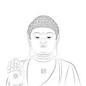 Big Budha statue