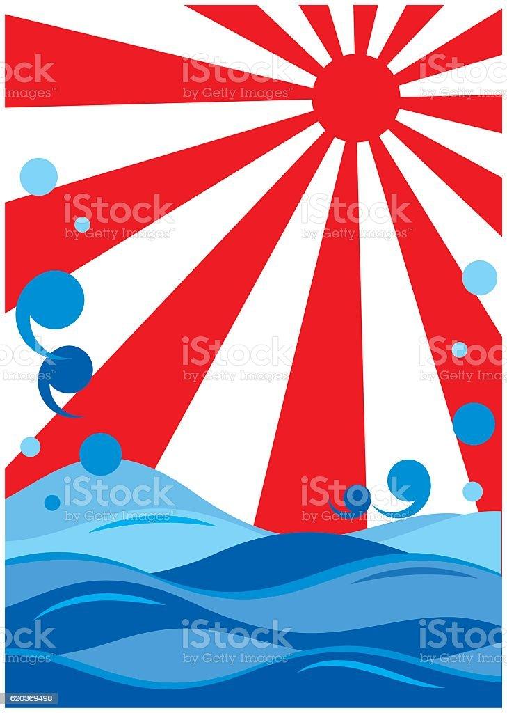 big catch background big catch background - arte vetorial de stock e mais imagens de amanhecer royalty-free