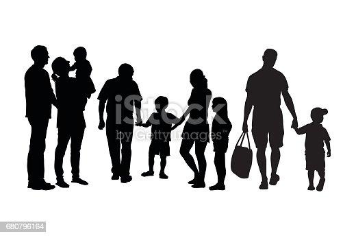 istock Big Families 680796164