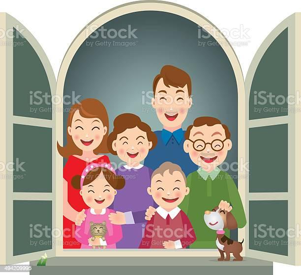 Big family illustration vector id494209995?b=1&k=6&m=494209995&s=612x612&h=nmret9kjotbu0g7pqcddikuztdbhciydkvqpmc tl1g=