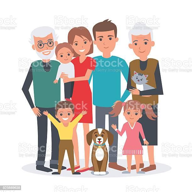 Big family vector id525889638?b=1&k=6&m=525889638&s=612x612&h= zrfz 1mdhqkqzheiomqszfihe5g1fio2yu26hu5hw4=