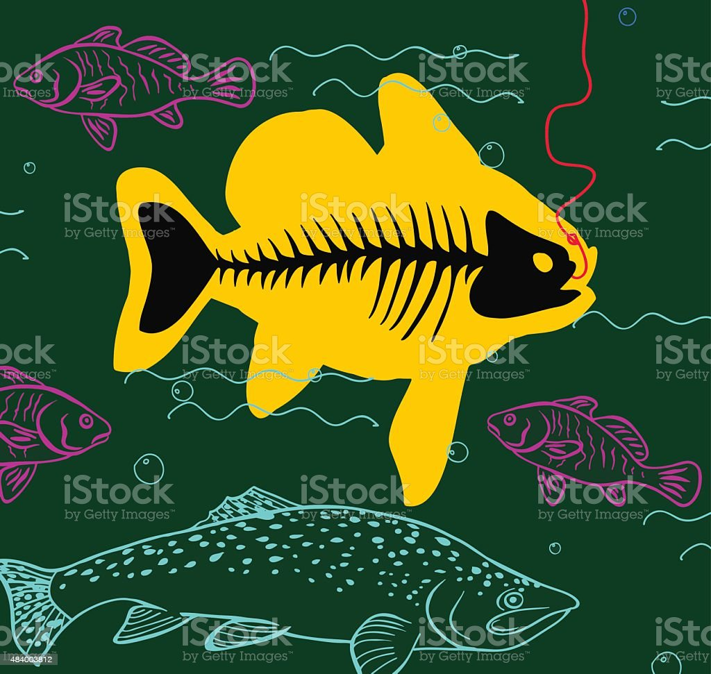 big fish great catch