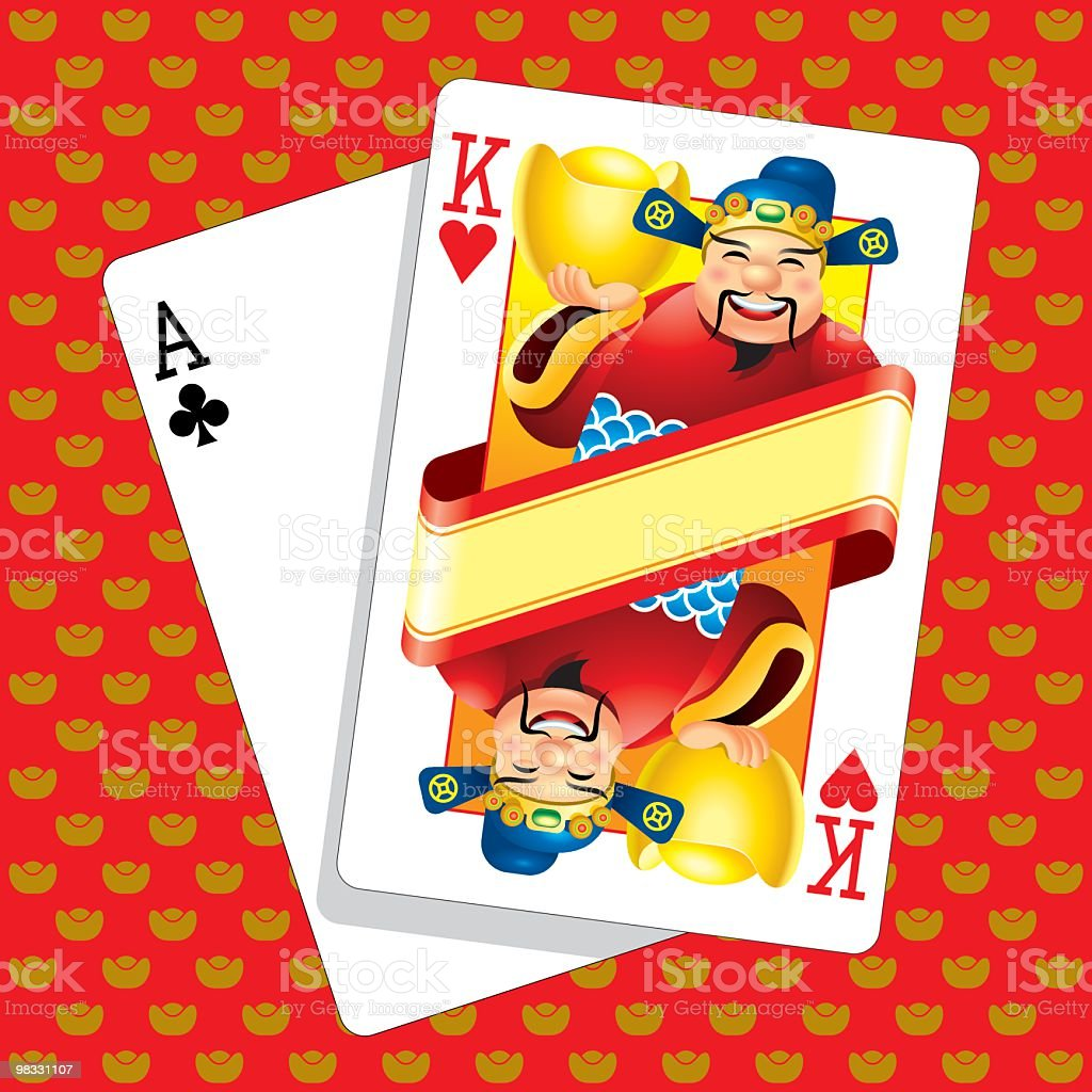 Big Golden Nugget Poker royalty-free big golden nugget poker stock vector art & more images of ace