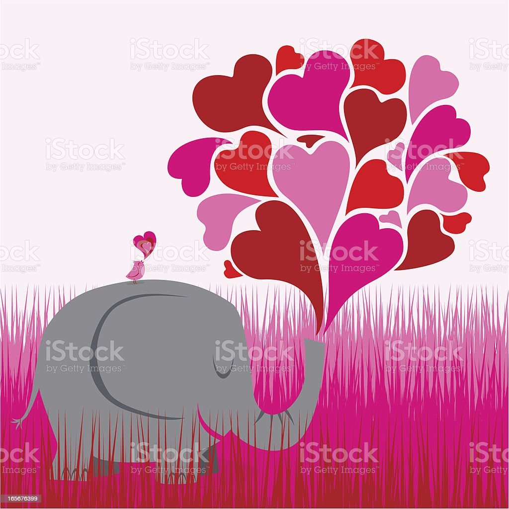 Big love royalty-free big love stock vector art & more images of affectionate