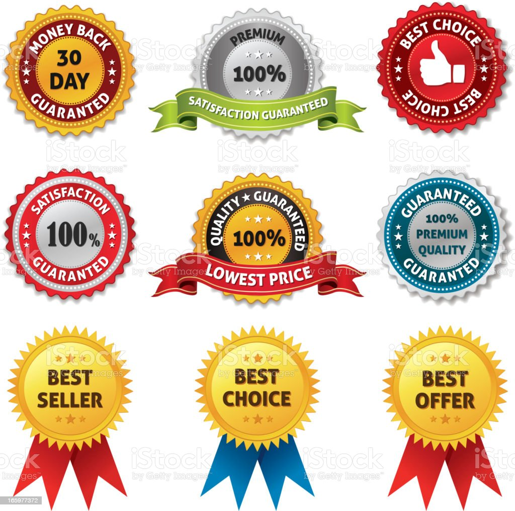 Big sale banners background collection royalty-free stock vector art