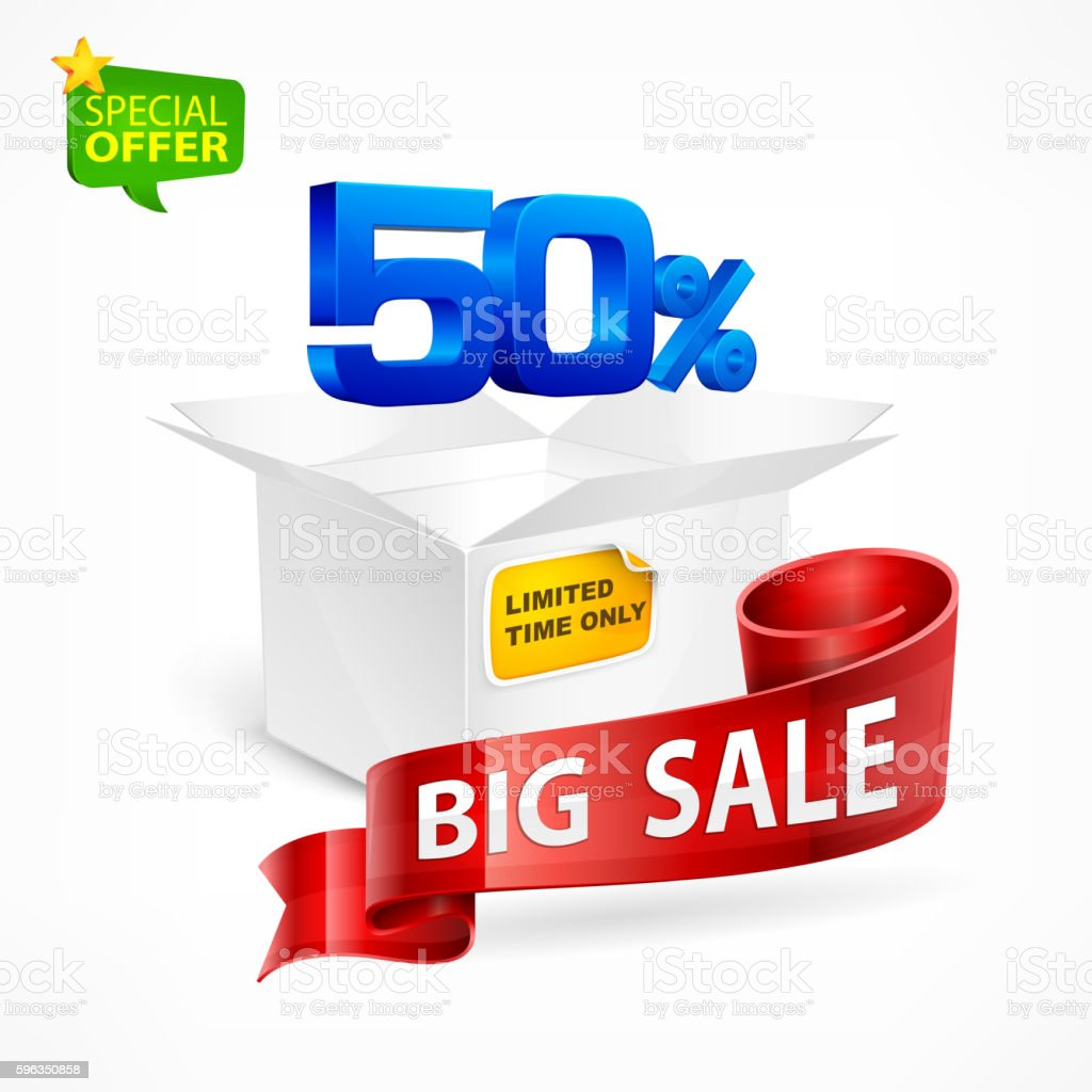 Big sale concept royalty-free big sale concept stock vector art & more images of accessibility