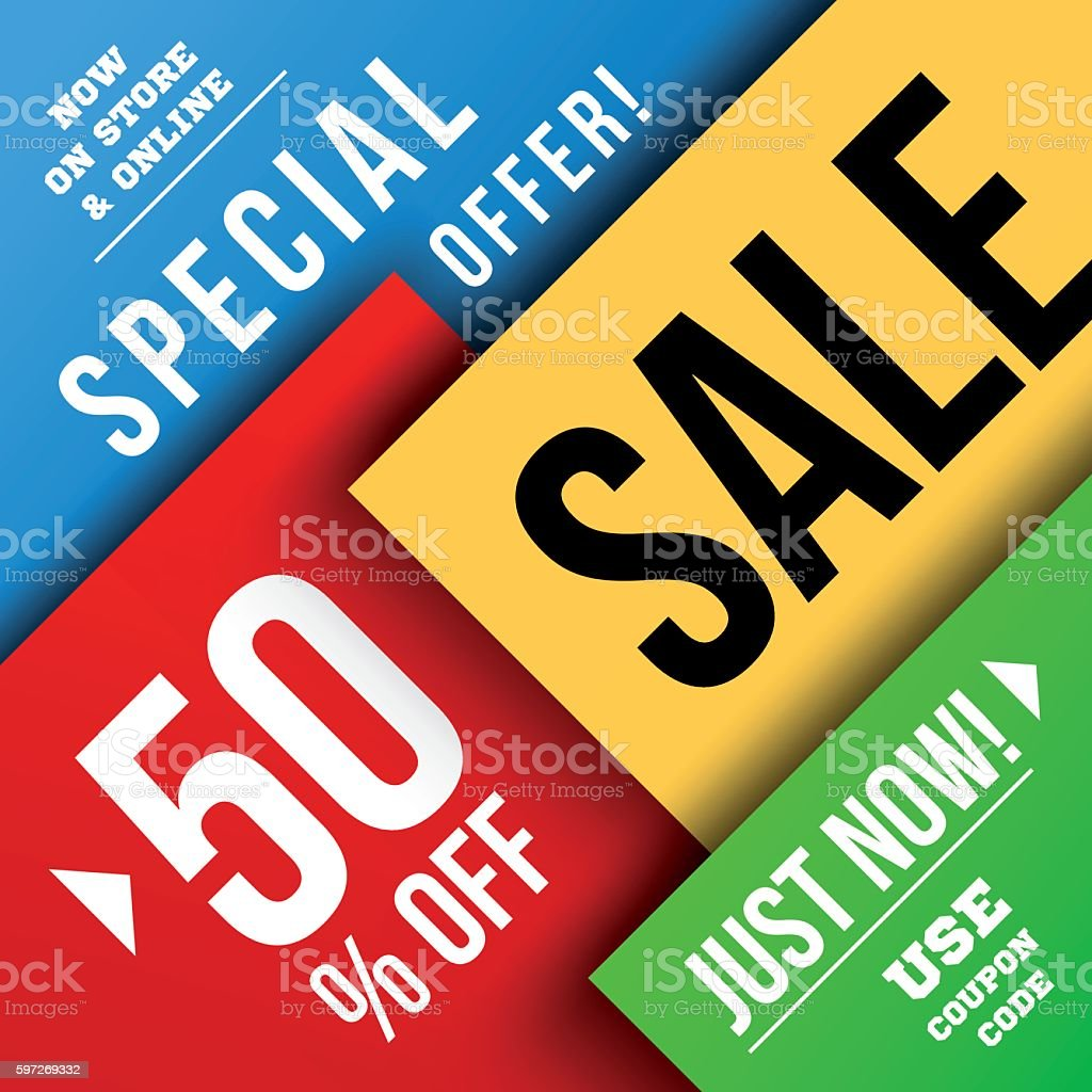 Big sale design royalty-free big sale design stock vector art & more images of banner - sign