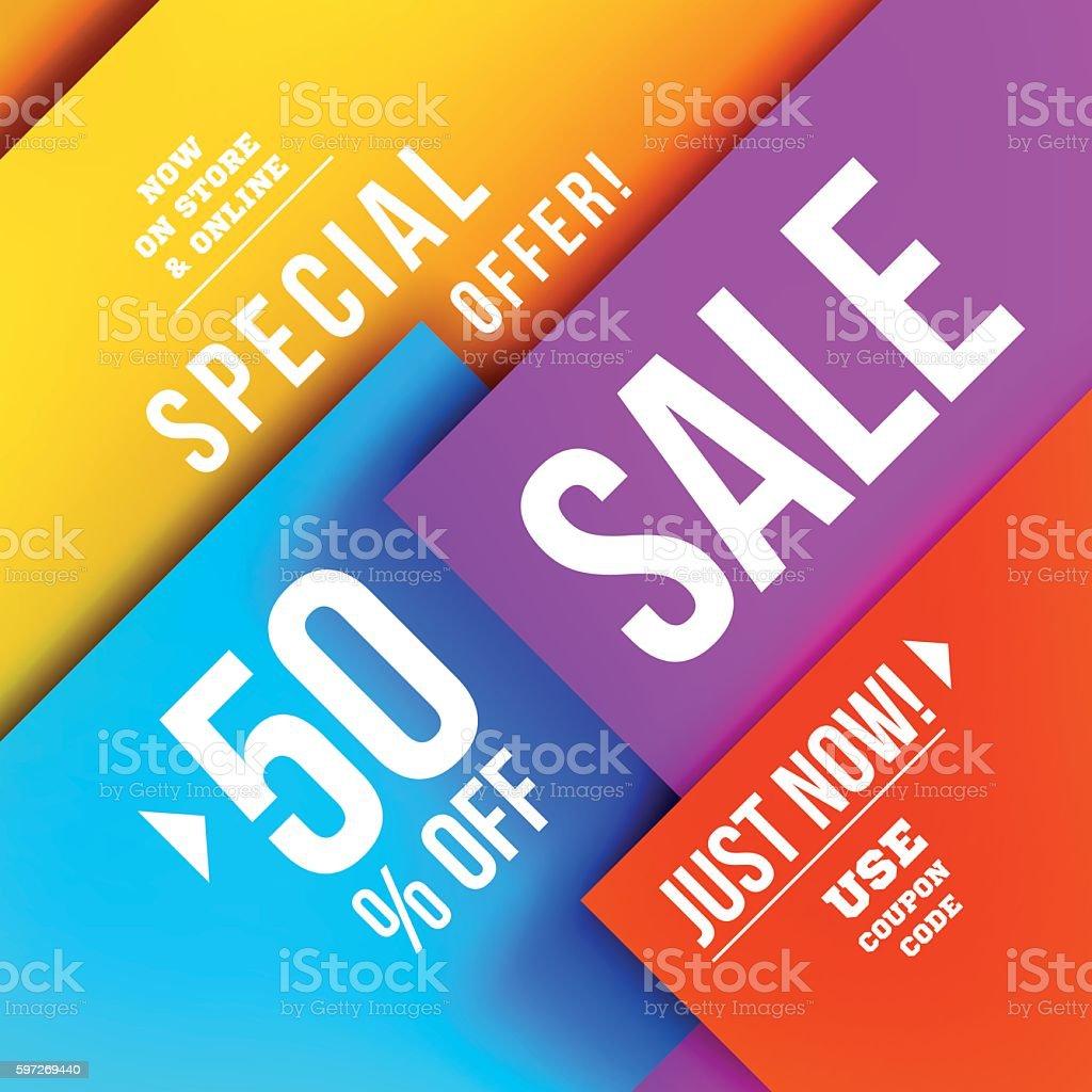 Grande vente design grande vente design – cliparts vectoriels et plus d'images de affaires libre de droits