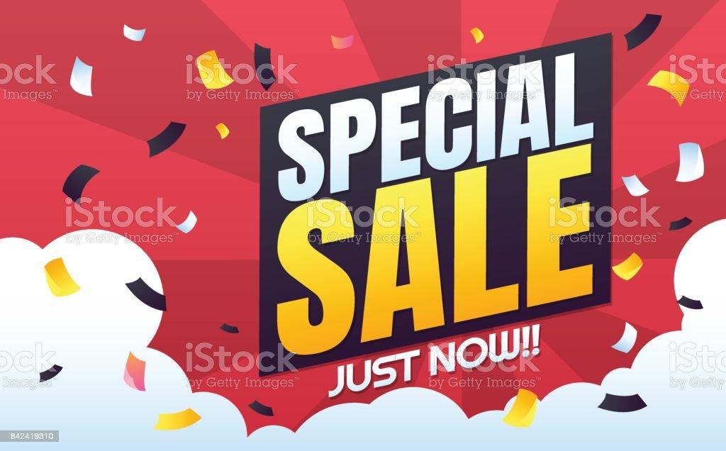 big sale template banner Vector background vector art illustration