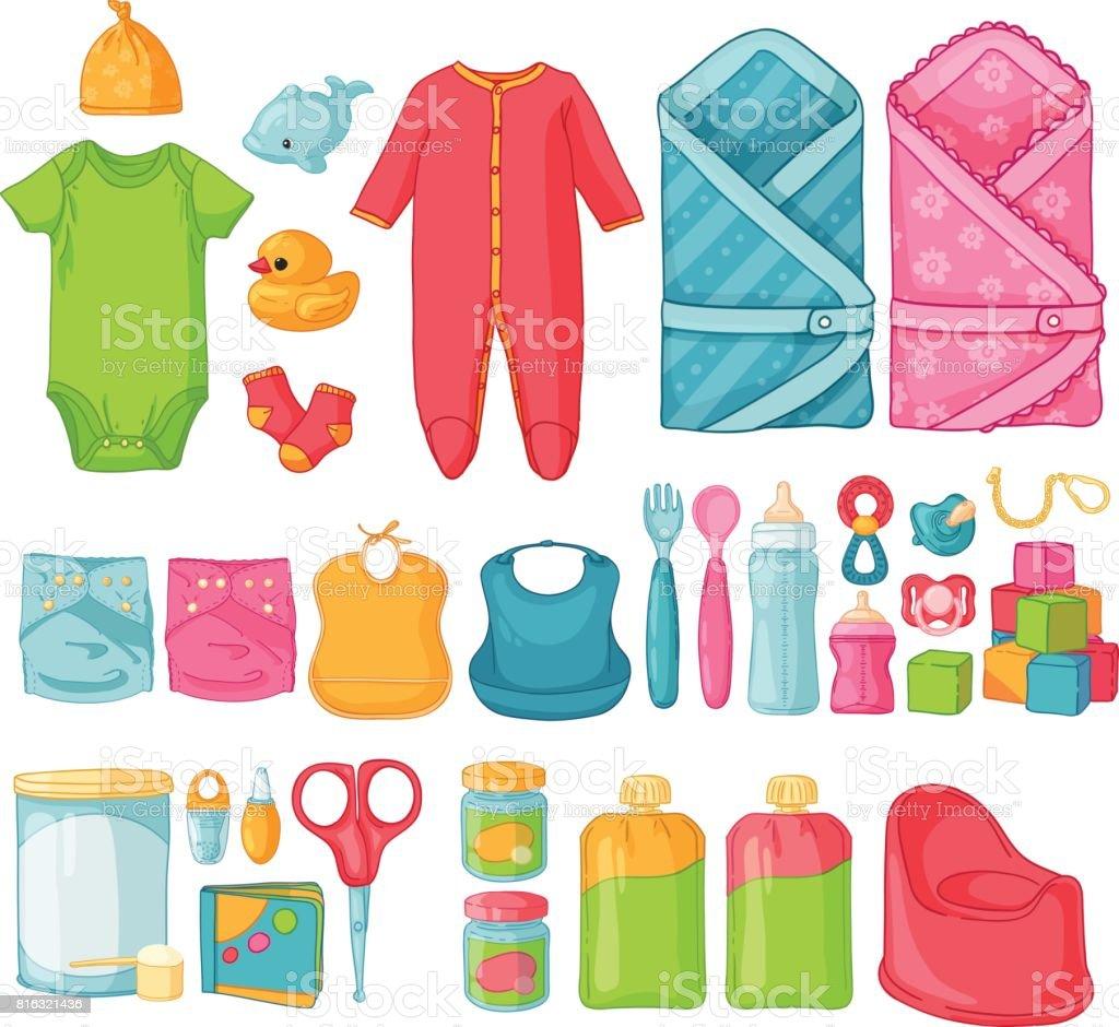 productos para higiene bebe recien nacido