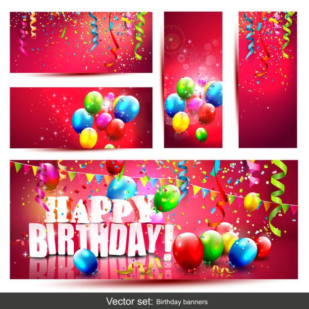 Birthday Clip Art, Vector Images & Illustrations