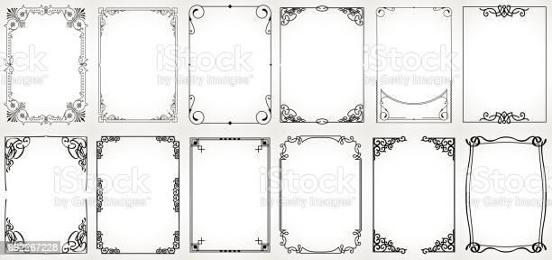 Big set template of decorative vintage framesborders rectangular old vector id892267228?b=1&k=6&m=892267228&s=612x612&h=qpzbksw7g7vflnkyusbecmeeqzlexsqgz7yuy pudo0=