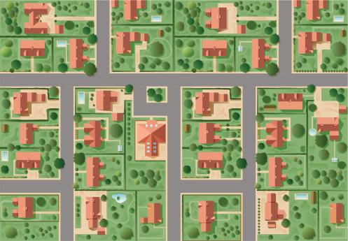 Big suburb