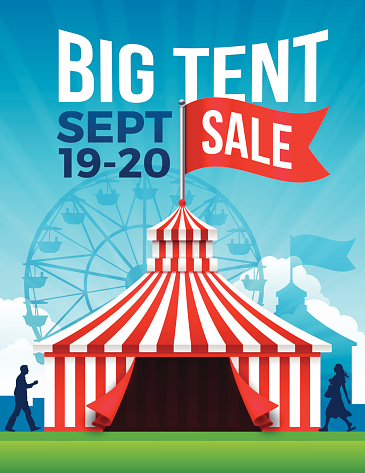 Big Tent Sale