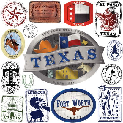 Big Texas Graphic Collection