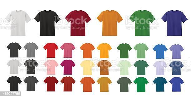 Big tshirt templates collection of different colors vector id469027796?b=1&k=6&m=469027796&s=612x612&h=ztppdzt5ikhehzibexvghb8tpzd7403vrb0o4flvq58=