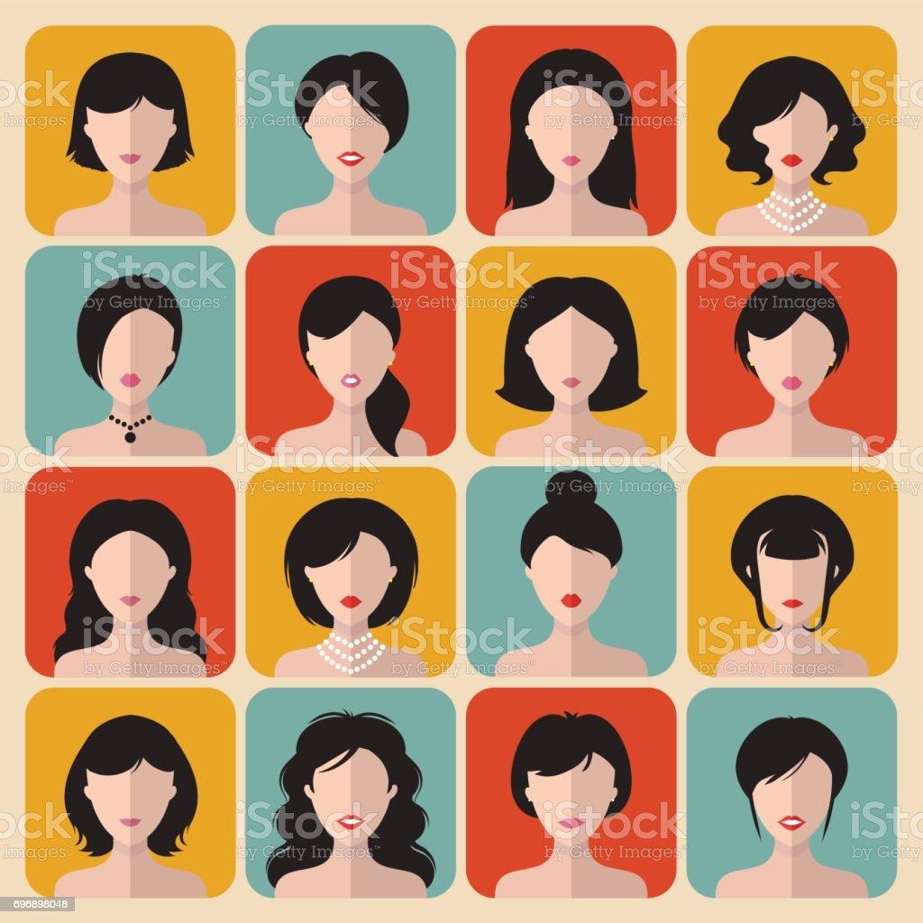 App cortes de pelo mujer