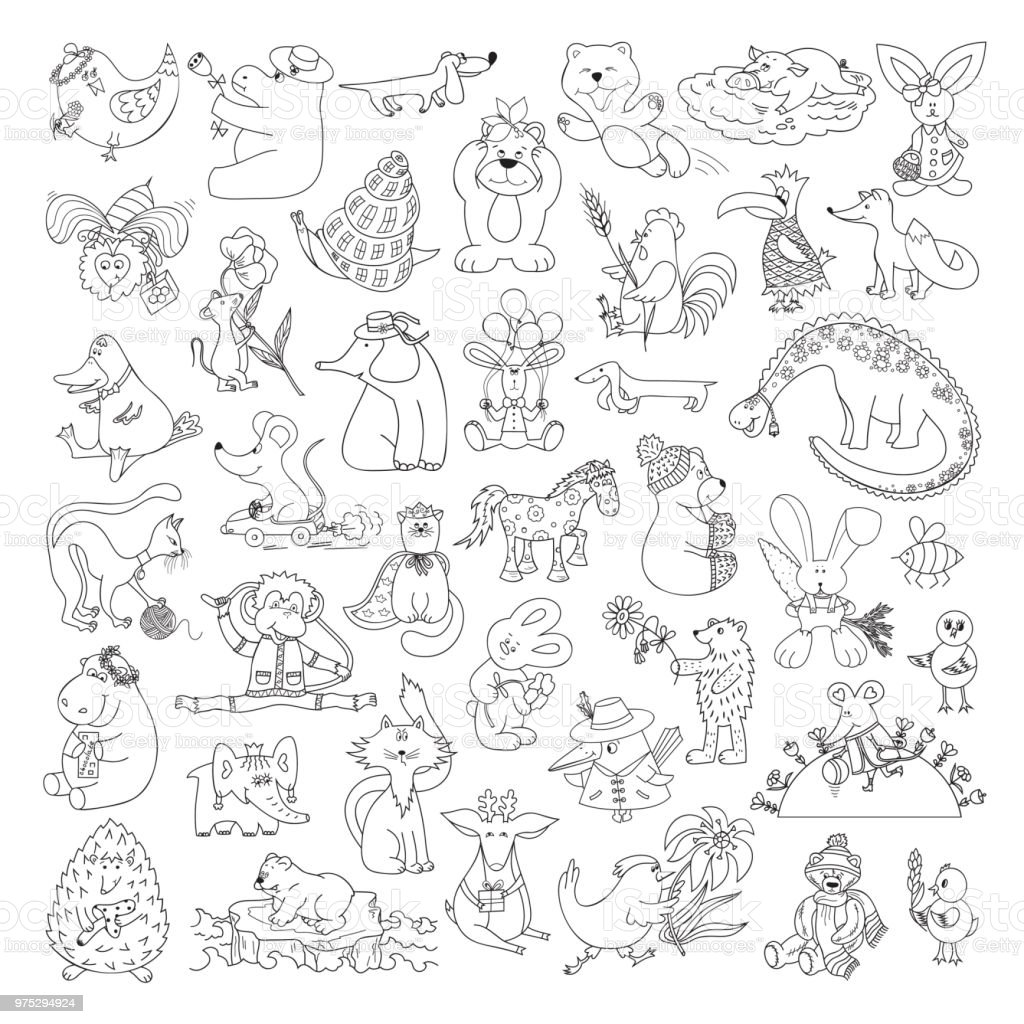 56 Best Coloring Zoo images | Animal coloring pages, Coloring ... | 1024x1024