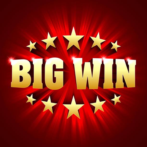 big win banner - groß stock-grafiken, -clipart, -cartoons und -symbole