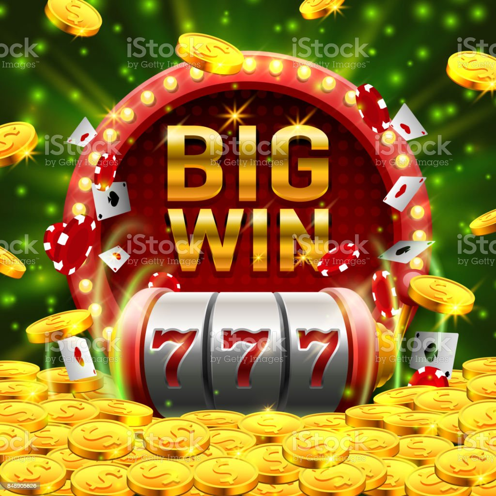 Big wins on casino slots