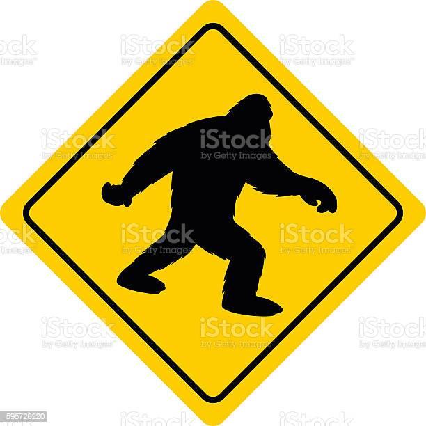 Bigfoot crossing vector id595726220?b=1&k=6&m=595726220&s=612x612&h=zqeiardwnbmn7obp0tgtnprmwt1agqooabnmg8iydoi=