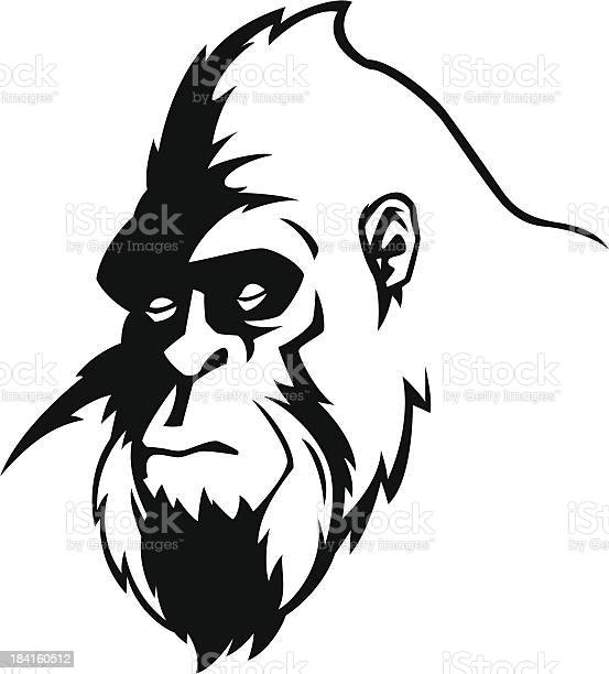 Bigfoot face vector id184160512?b=1&k=6&m=184160512&s=612x612&h=if44dfq1awfkjjhev3extmfwlby5b8zvpuh 9p  7xs=