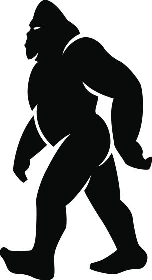 bigfoot graphic