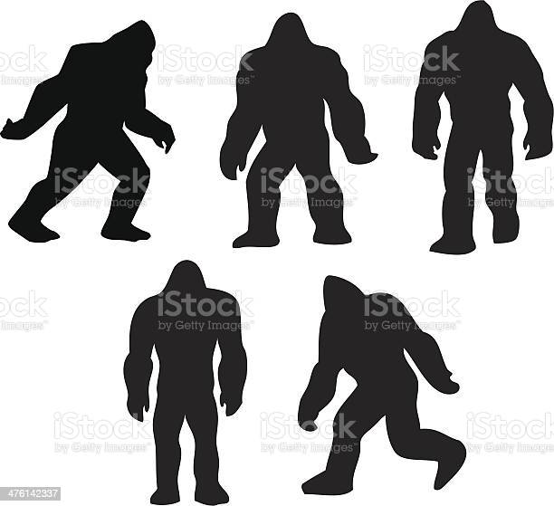 Bigfoot grouping vector id476142337?b=1&k=6&m=476142337&s=612x612&h=c3p zkaetmjebzmdmcg p 2i4lbkxsnem09ckinun0a=