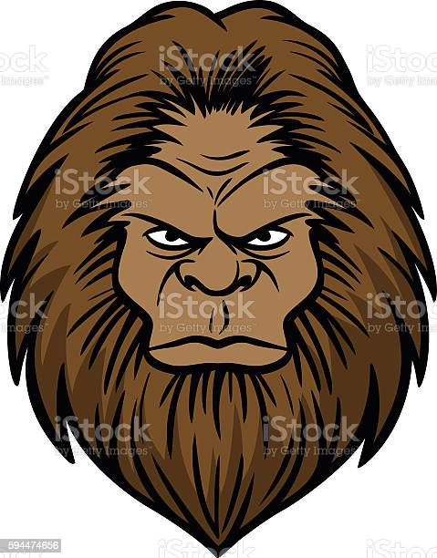Bigfoot head vector id594474656?b=1&k=6&m=594474656&s=612x612&h=jiqv 7inkid2z0lbrj0oipslk4w2oshztoy3x svetc=