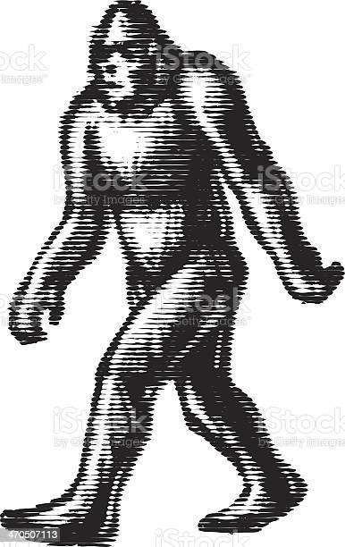 Bigfoot lines vector id470507113?b=1&k=6&m=470507113&s=612x612&h=sr0e0yj0ze9fugk pvqocoj tm66levm 9of917gyzm=