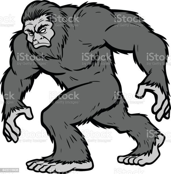 Bigfoot mascot illustration vector id643223608?b=1&k=6&m=643223608&s=612x612&h=ehsrf3q86ak89qv2vlqodqqfanxwvqpu9gqpwzwtlvm=