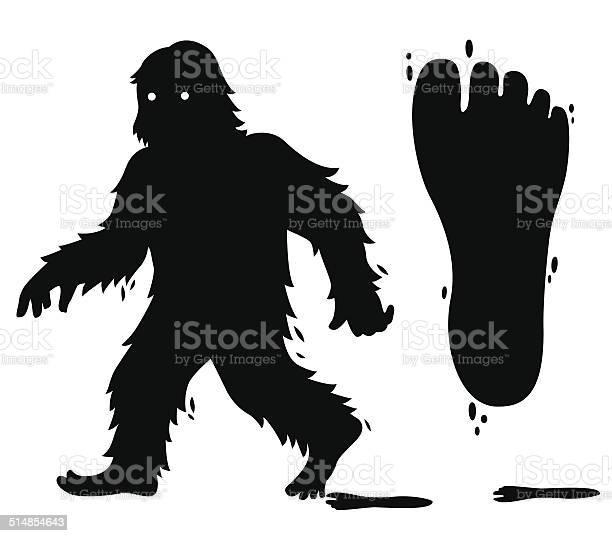 Bigfoot vector id514854643?b=1&k=6&m=514854643&s=612x612&h=iida9ag96jgkacnqb5l7of4hwsjkkkubo85k0zso vc=