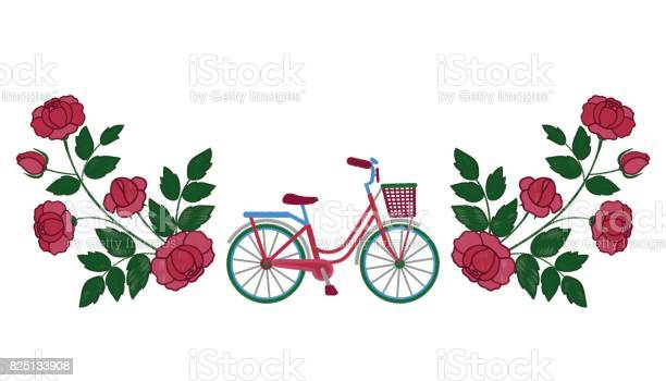 Bike and roses embroidery pattern vector id825133908?b=1&k=6&m=825133908&s=612x612&h=ejyywze6zqz00sn1otwbps8cbfglmjbw 4zruwk1rpy=