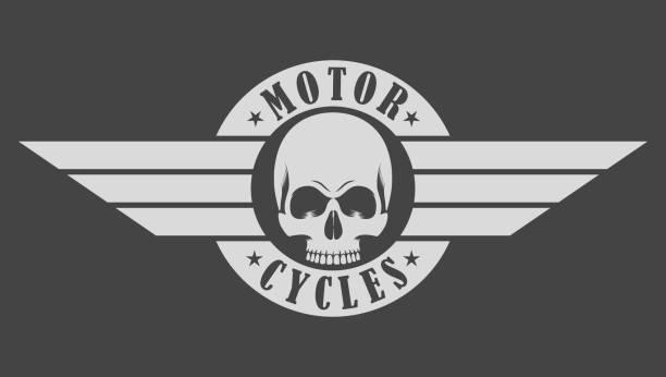 Royalty Free Biker Gang Clip Art, Vector Images ... |Clipart Biker Gang Sign